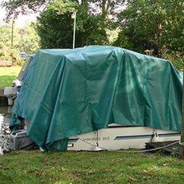 Pauline's Boat Cover