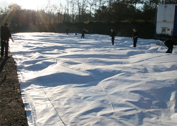 64m Ground Sheet
