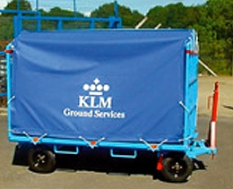 KLM Luggage Covers